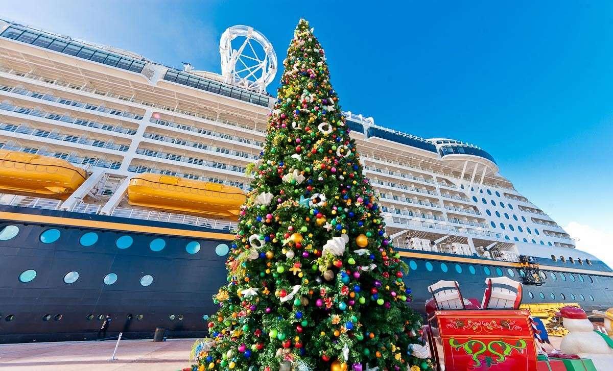 Cruceros de Navidad y Año nuevo 2