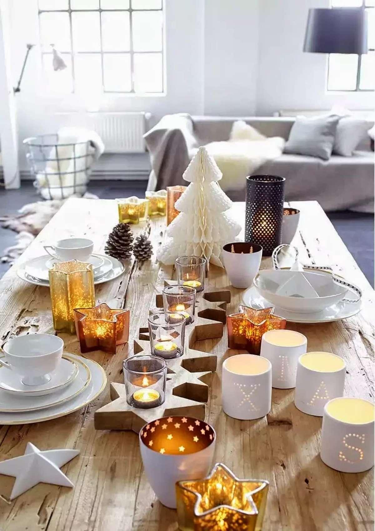 Elementos imprescindibles para decorar tu hogar en Navidad 12
