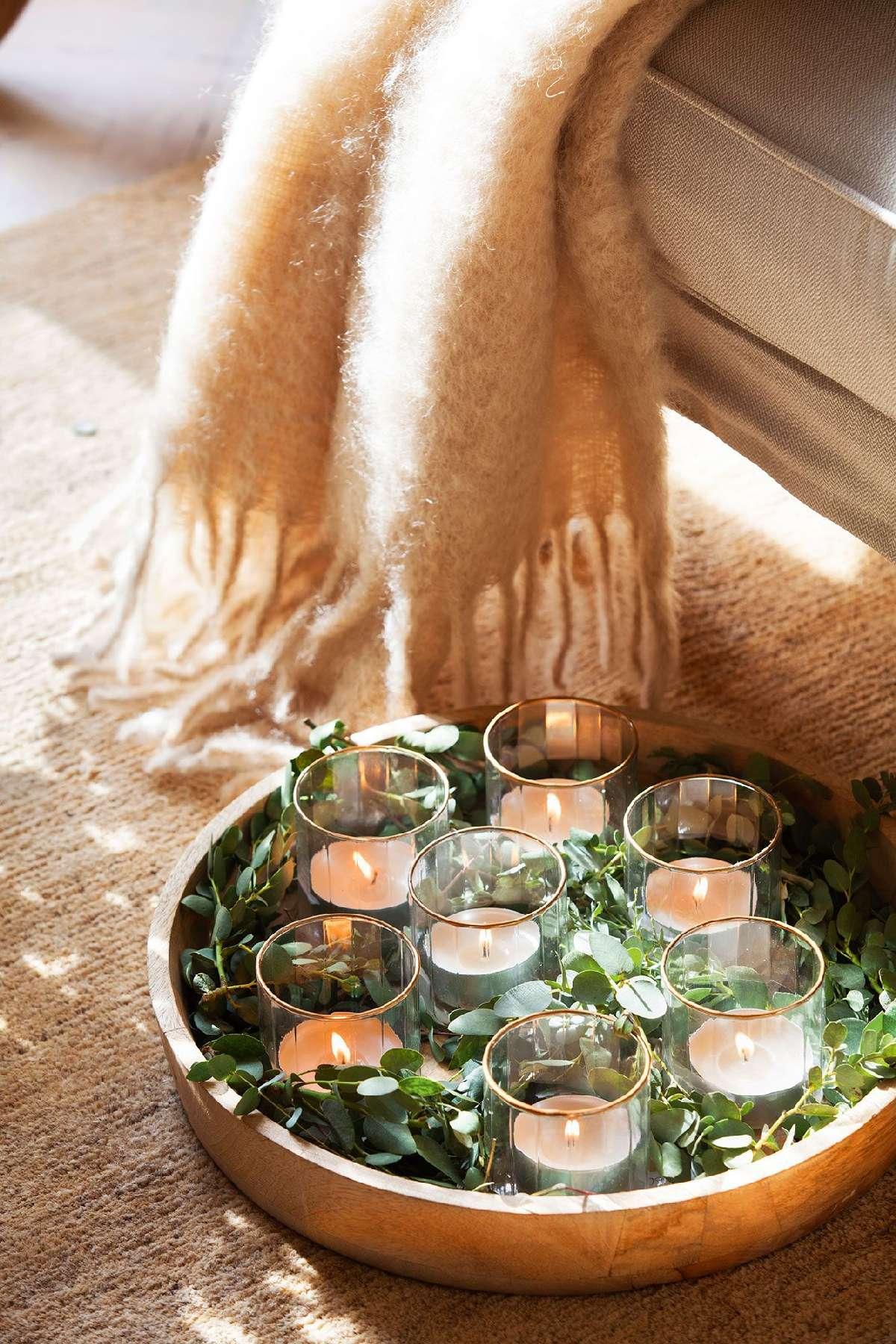Elementos imprescindibles para decorar tu hogar en Navidad 13