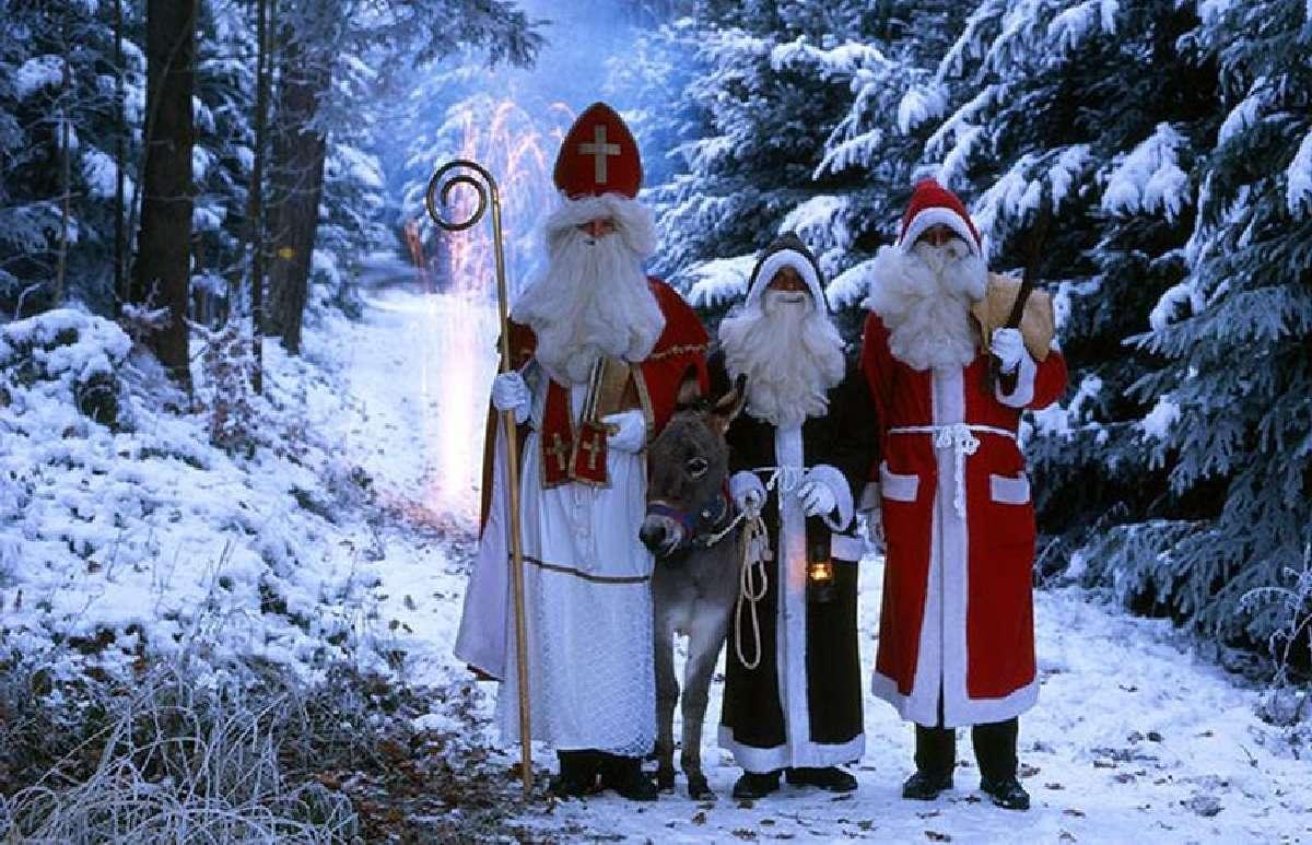 Las 8 tradiciones navideñas más peculiares del mundo 6