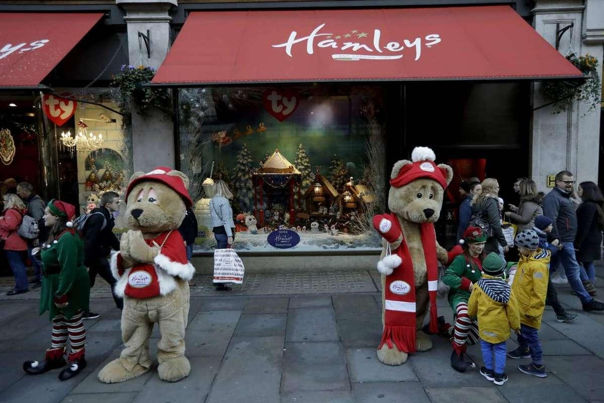 Navidad en Londres: lleva a los niños a conocer esta fantástica ciudad 9
