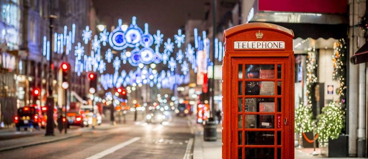 Navidad en Londres: lleva a los niños a conocer esta fantástica ciudad 1