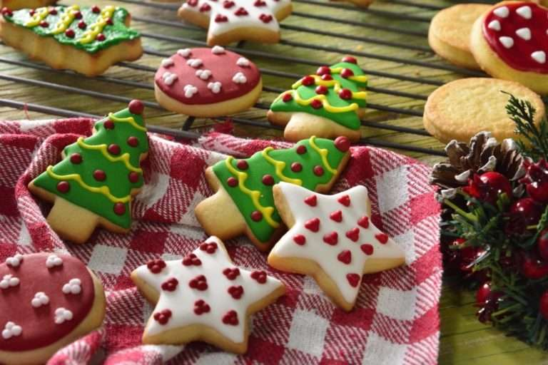 Recetas de galletas navideñas sencillas y sorprendentes