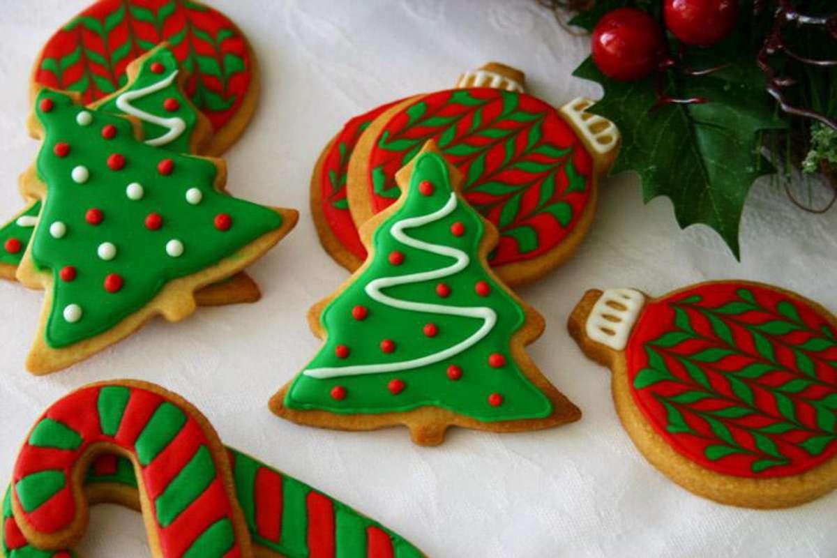 Recetas de galletas navideñas sencillas y sorprendentes 3