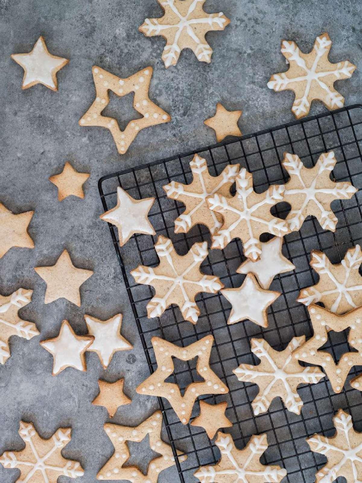 Recetas de galletas navideñas sencillas y sorprendentes 1