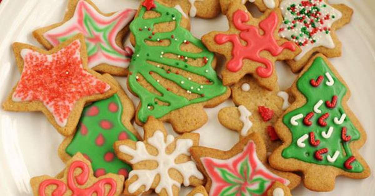 Recetas de galletas navideñas sencillas y sorprendentes 7