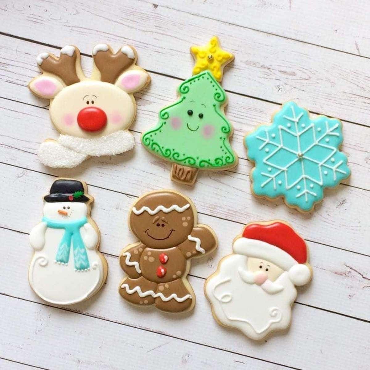 Recetas de galletas navideñas sencillas y sorprendentes 4