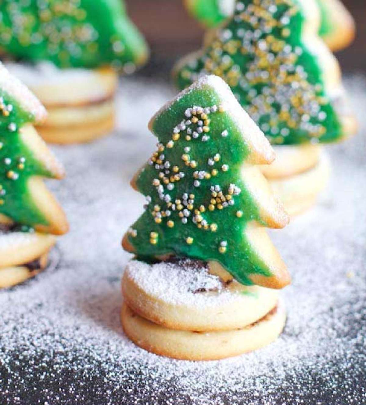Recetas de galletas navideñas sencillas y sorprendentes 6