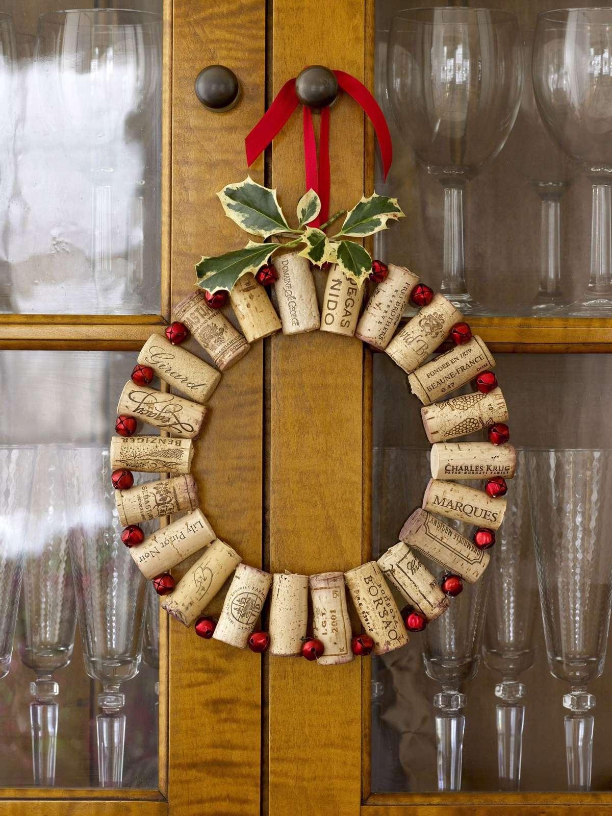 6 Adornos navideños con materiales reciclados 1