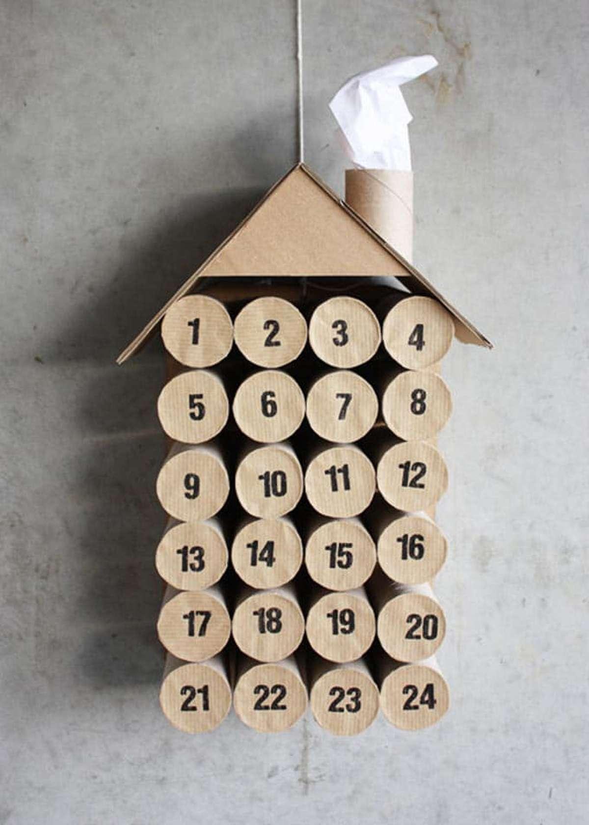 6 Adornos navideños con materiales reciclados 3