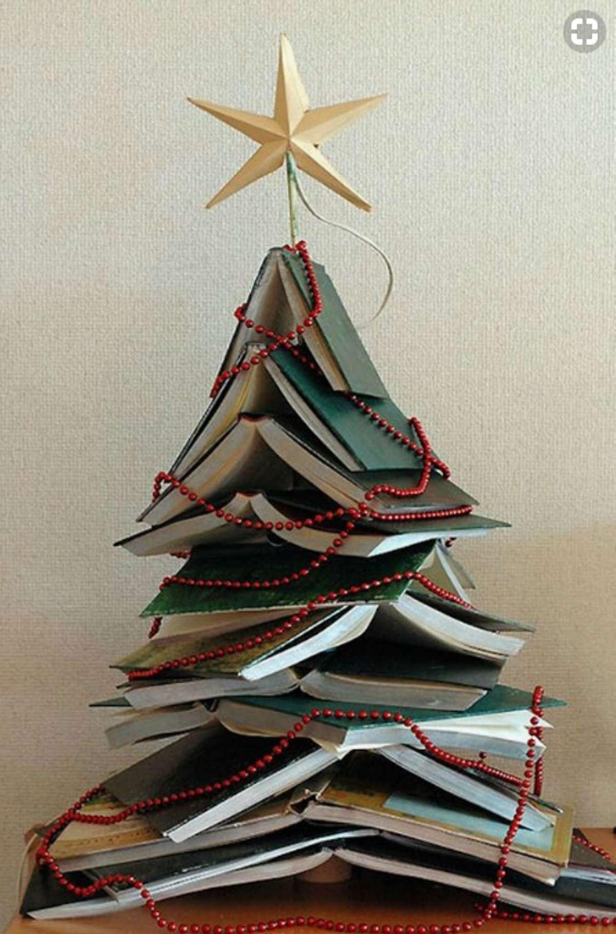 6 Adornos navideños con materiales reciclados 4