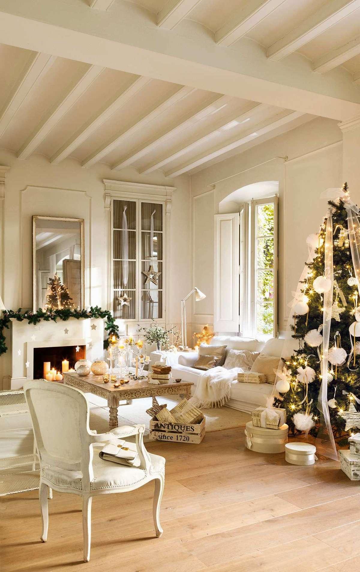 Sorprendentes ideas para decorar el árbol de Navidad 1