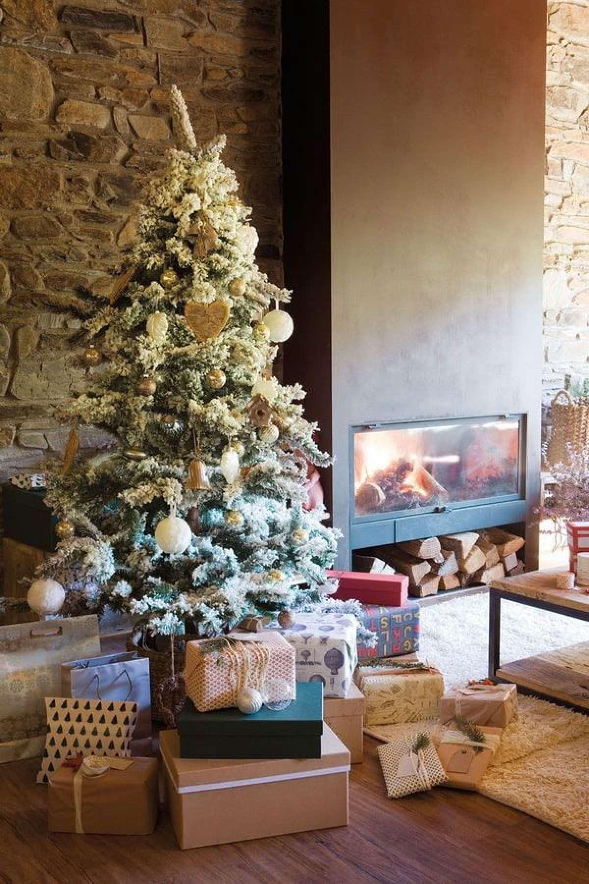 Sorprendentes ideas para decorar el árbol de Navidad 7