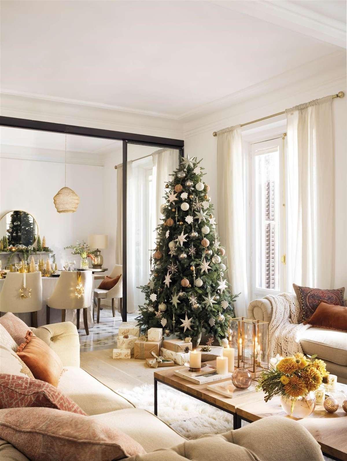 Sorprendentes ideas para decorar el árbol de Navidad 13