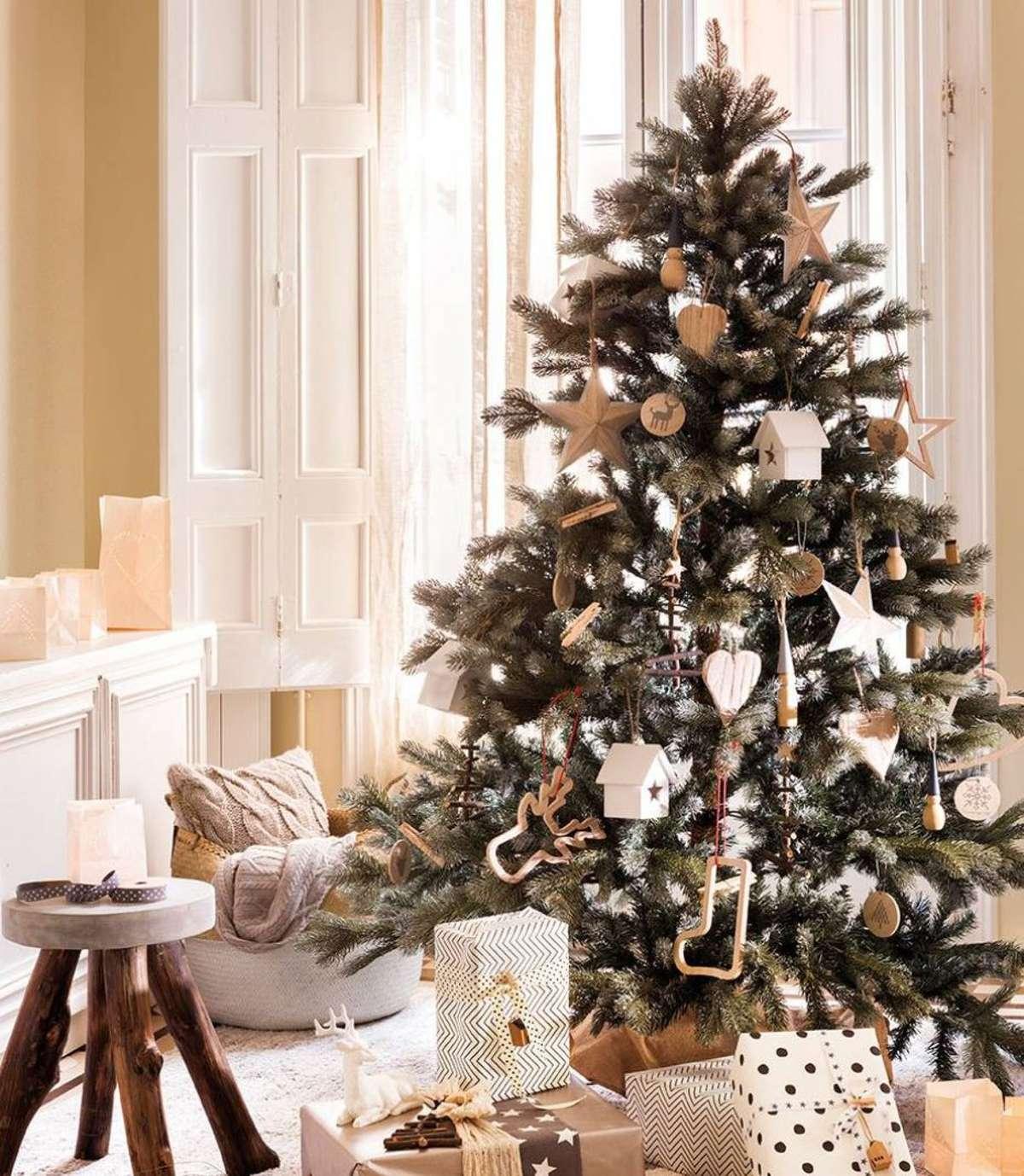 Sorprendentes ideas para decorar el árbol de Navidad 10