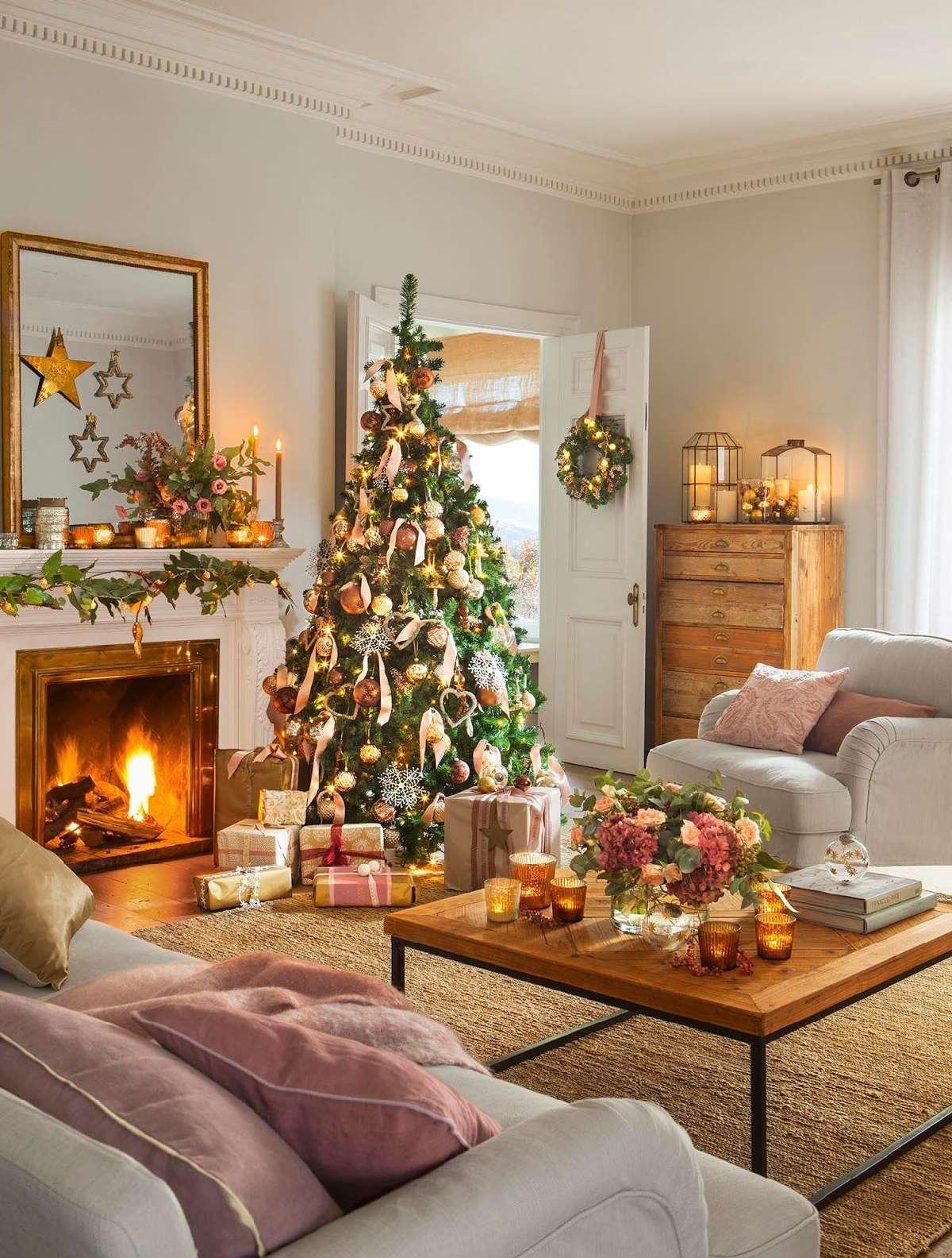Sorprendentes ideas para decorar el árbol de Navidad 8