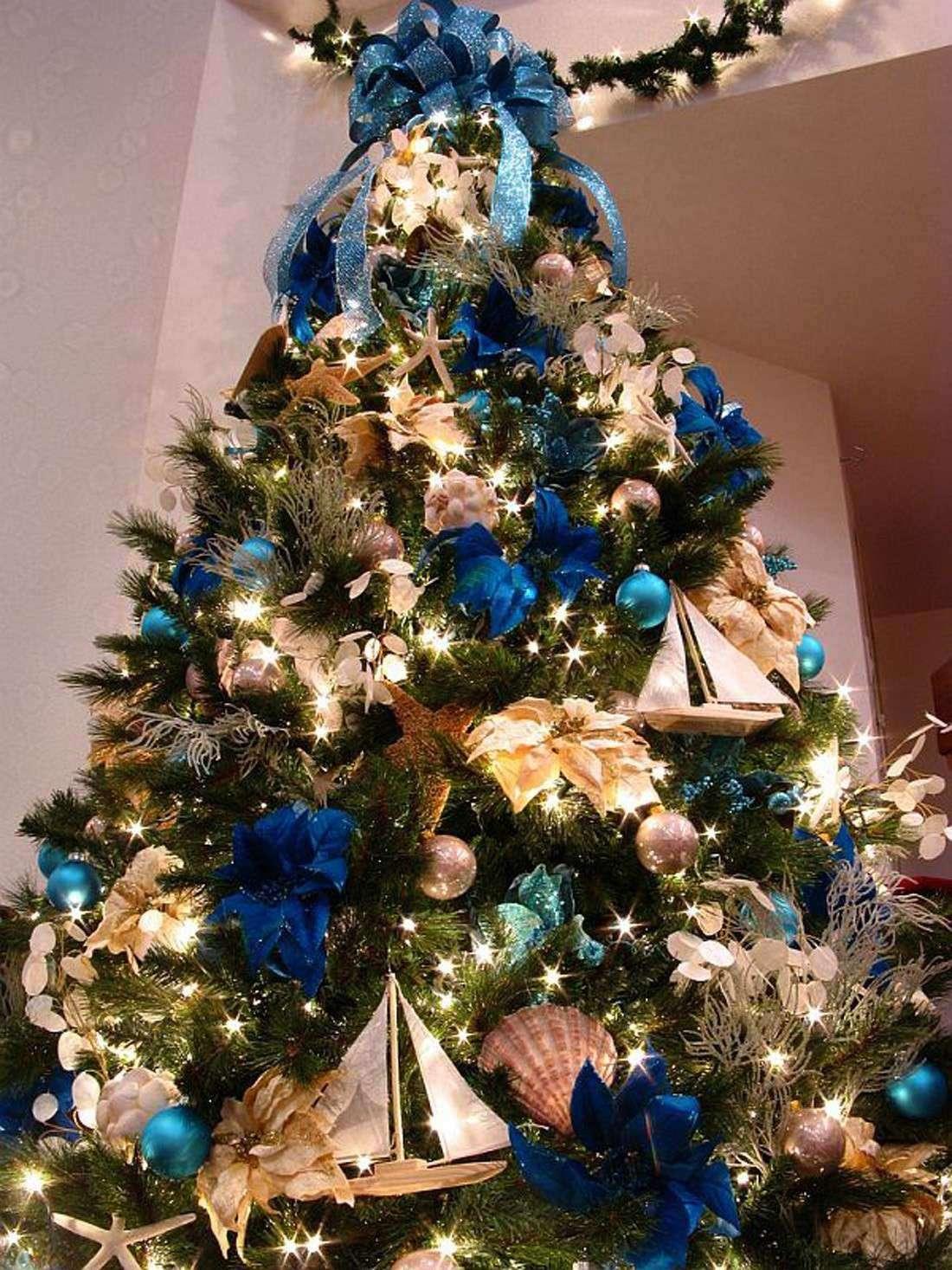 Sorprendentes ideas para decorar el árbol de Navidad 6