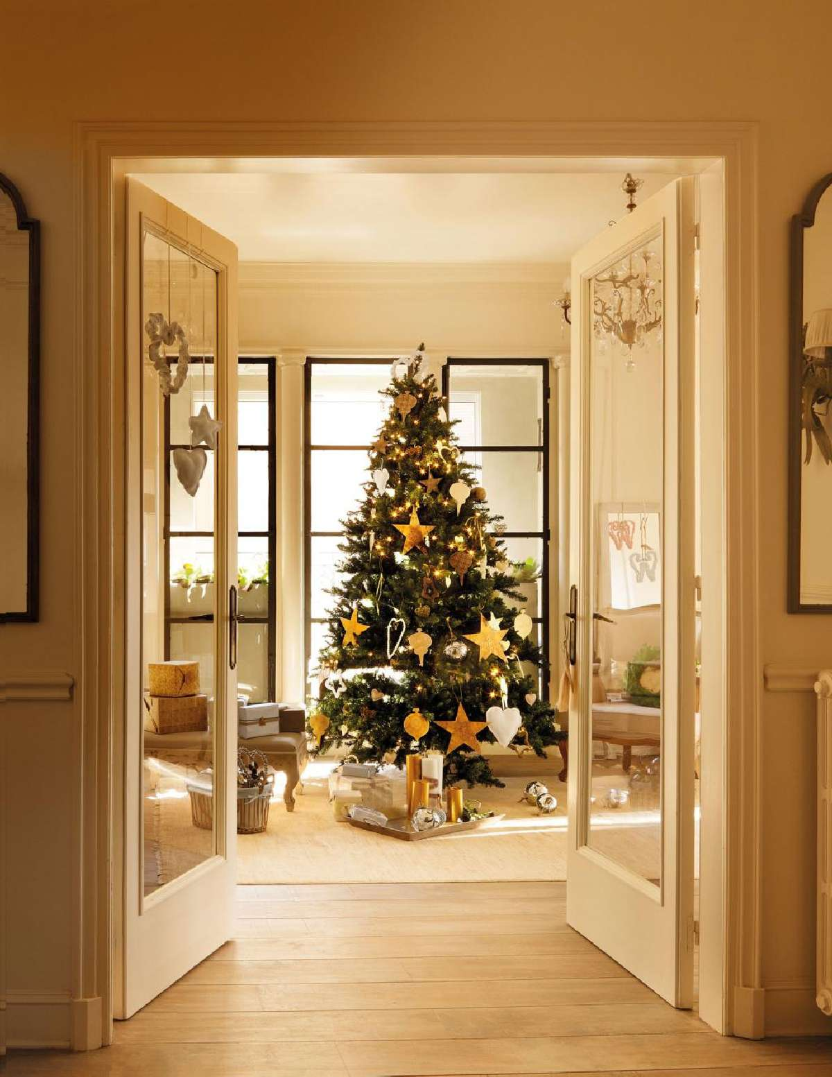 Sorprendentes ideas para decorar el árbol de Navidad 4