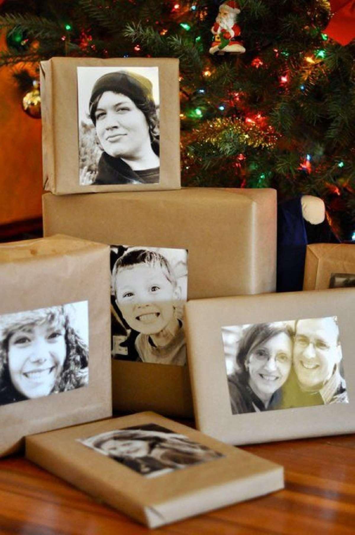 Originales ideas para decorar y envolver los regalos navideños 3