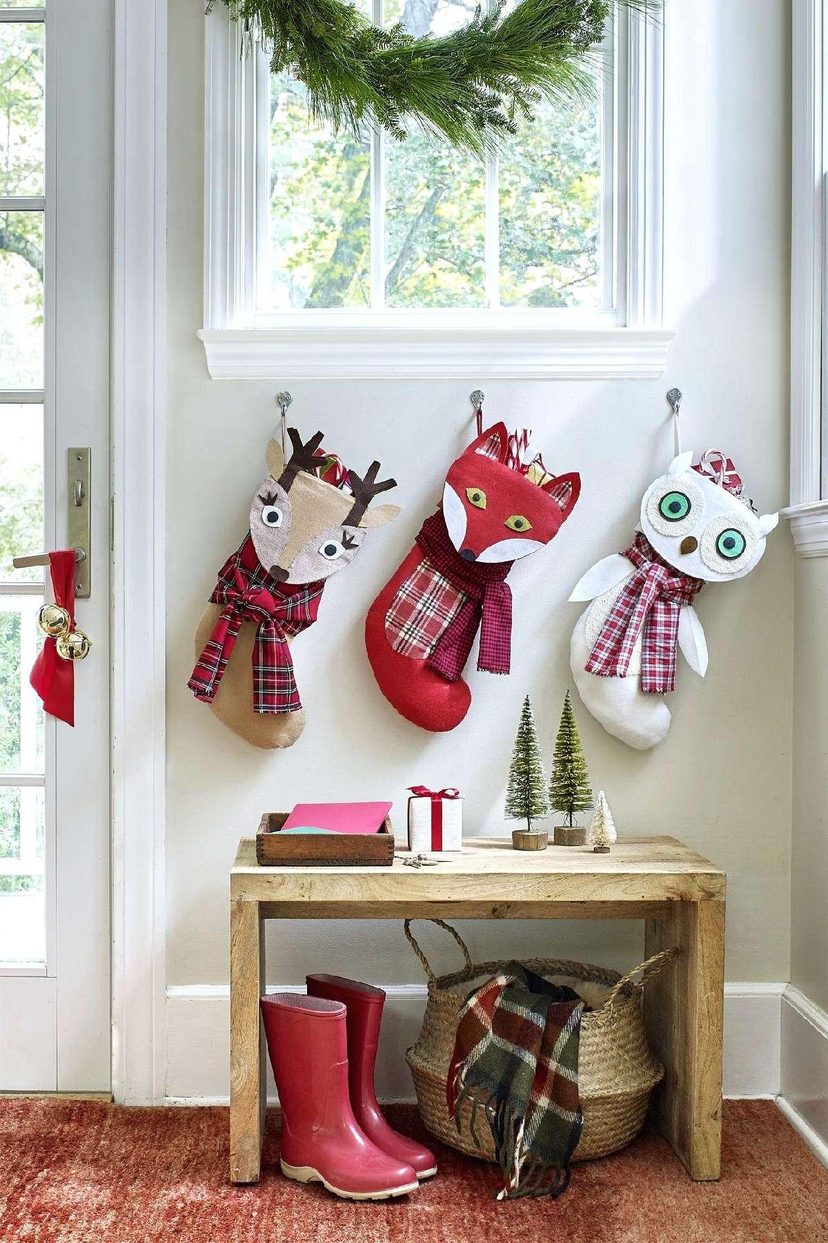 Originales manualidades para elaborar tus adornos navideños 3