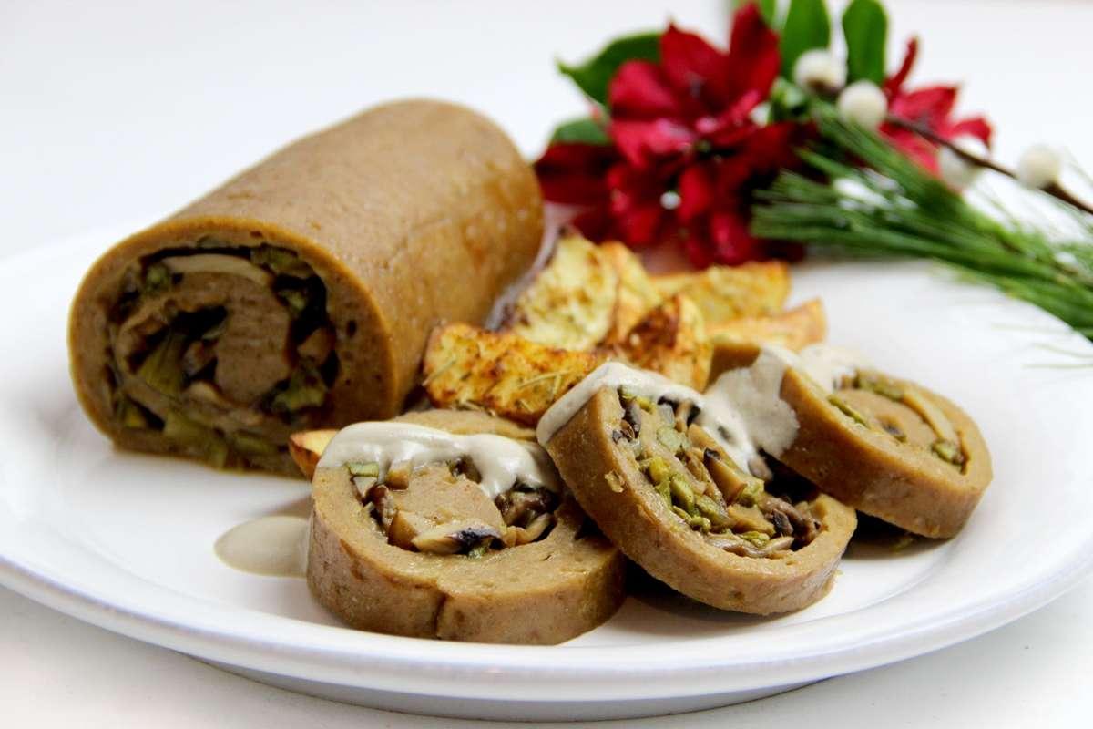 Deliciosas recetas veganas para esta Navidad 3