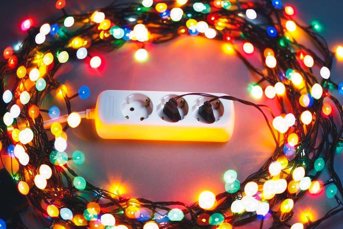 El consumo energético aumenta un 30% durante las navidades 7