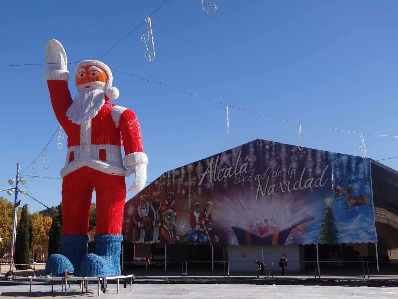 mercadillos navideños Alcala de Henares