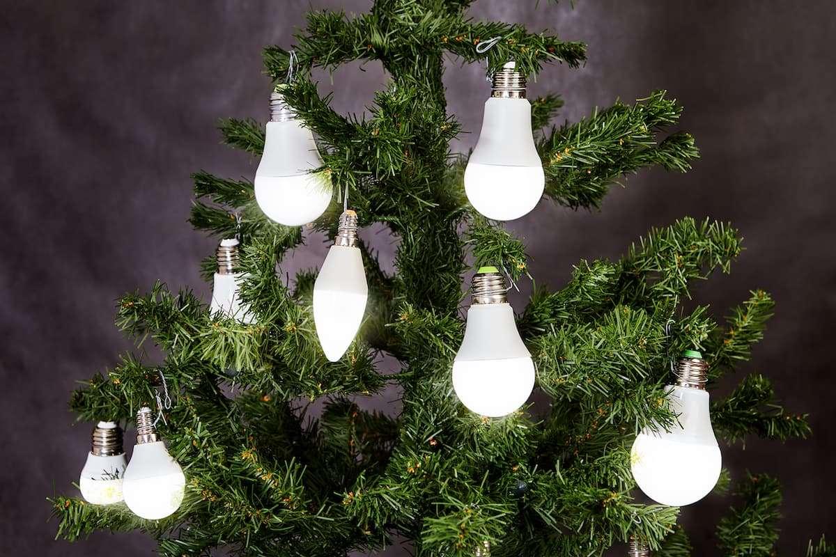 El consumo energético aumenta un 30% durante las navidades 8