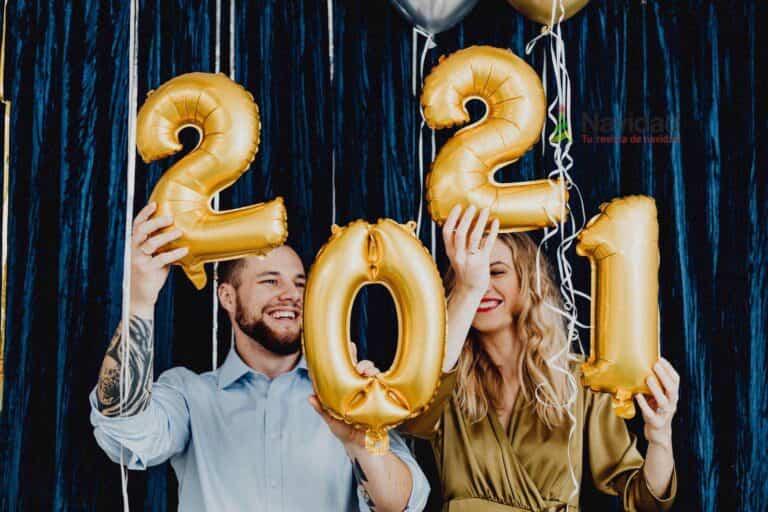 Las mejores frases cortas para felicitar la Nochevieja y el Año Nuevo 2021