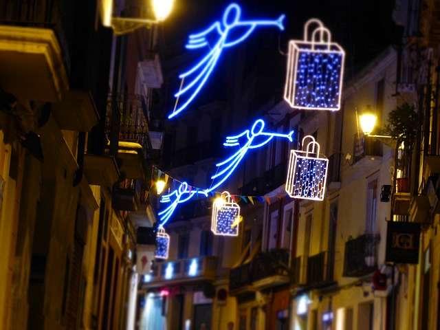 iluminacion Navidad Barcelona