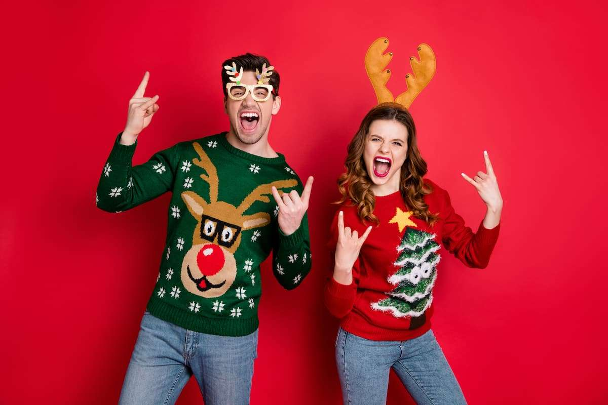 Cómo hacer unos cuernos de reno de fieltro esta Navidad 6