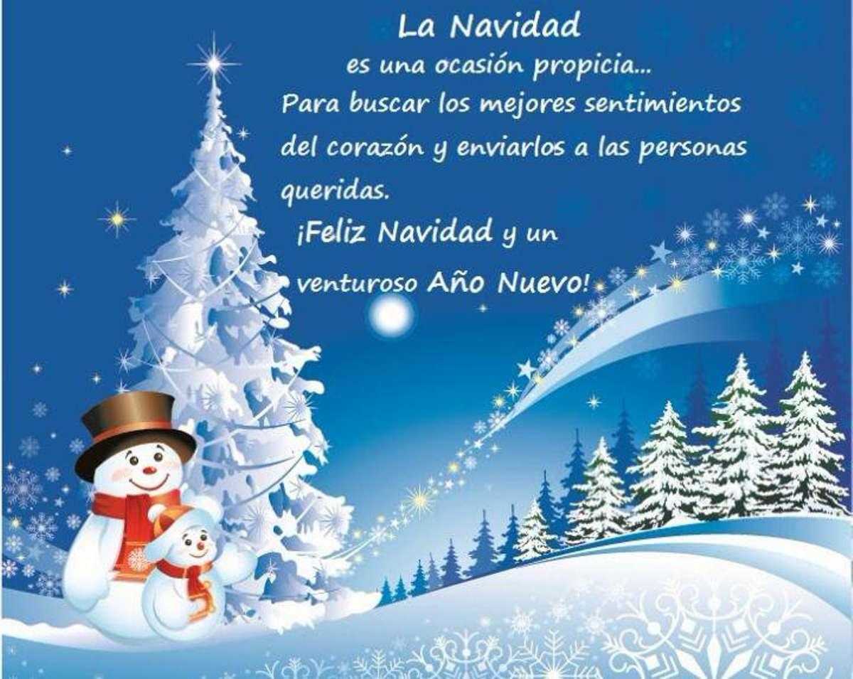 Las Mejores Felicitaciones De Navidad Para