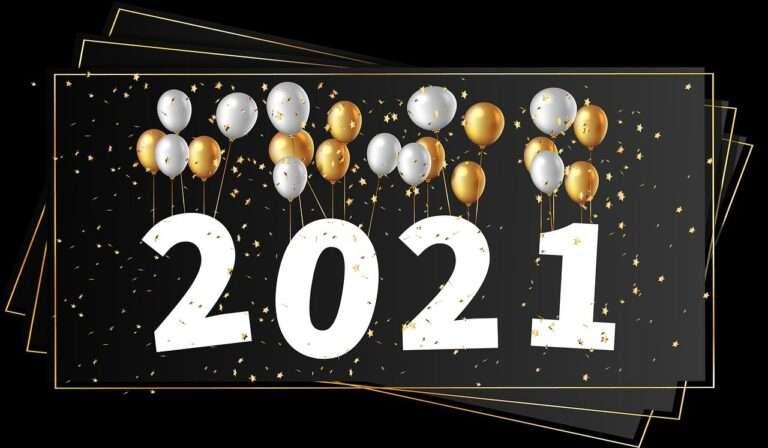 El mejor mensaje para felicitar el Año Nuevo 2021