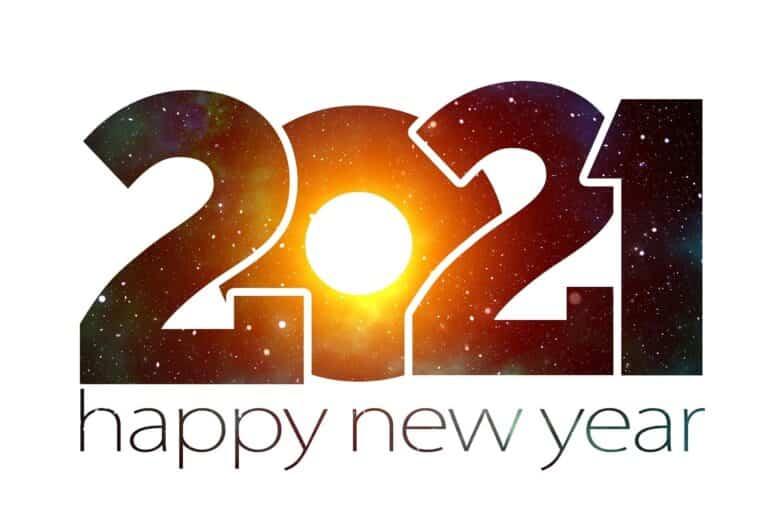 Frases originales para felicitar el nuevo año 2021