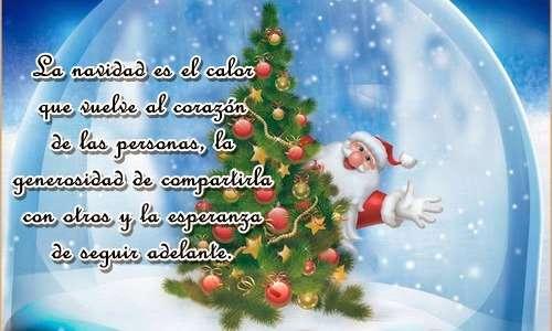 Comparte bonitas frases de navidad en imágenes por Whatsapp 134