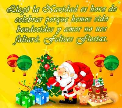 Comparte bonitas frases de navidad en imágenes por Whatsapp 136