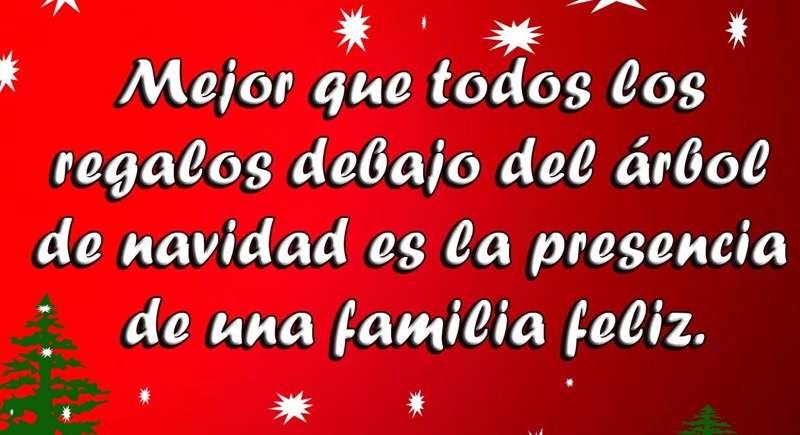 Comparte bonitas frases de navidad en imágenes por Whatsapp 138