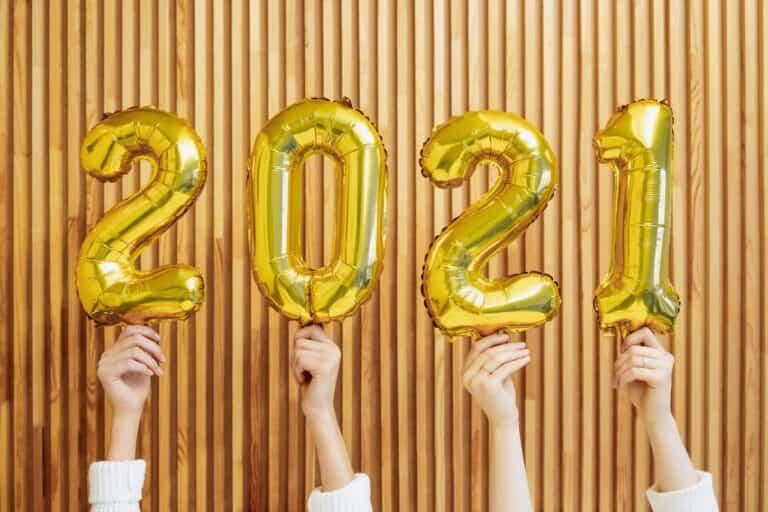 Los mejores Gifs animados para desear un Feliz Año 2021