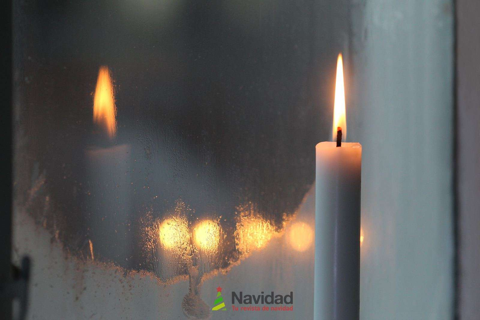 Chimeneas de Navidad para decorar y dar calor en fiestas 61