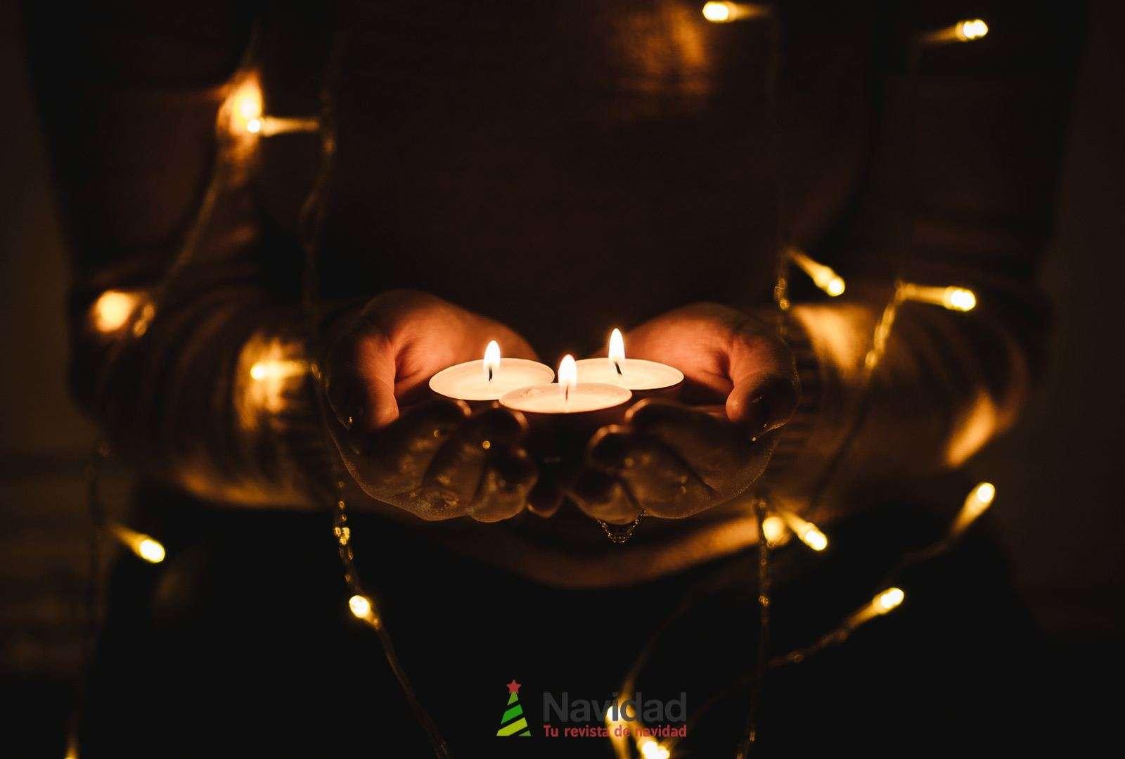 Chimeneas de Navidad para decorar y dar calor en fiestas 63
