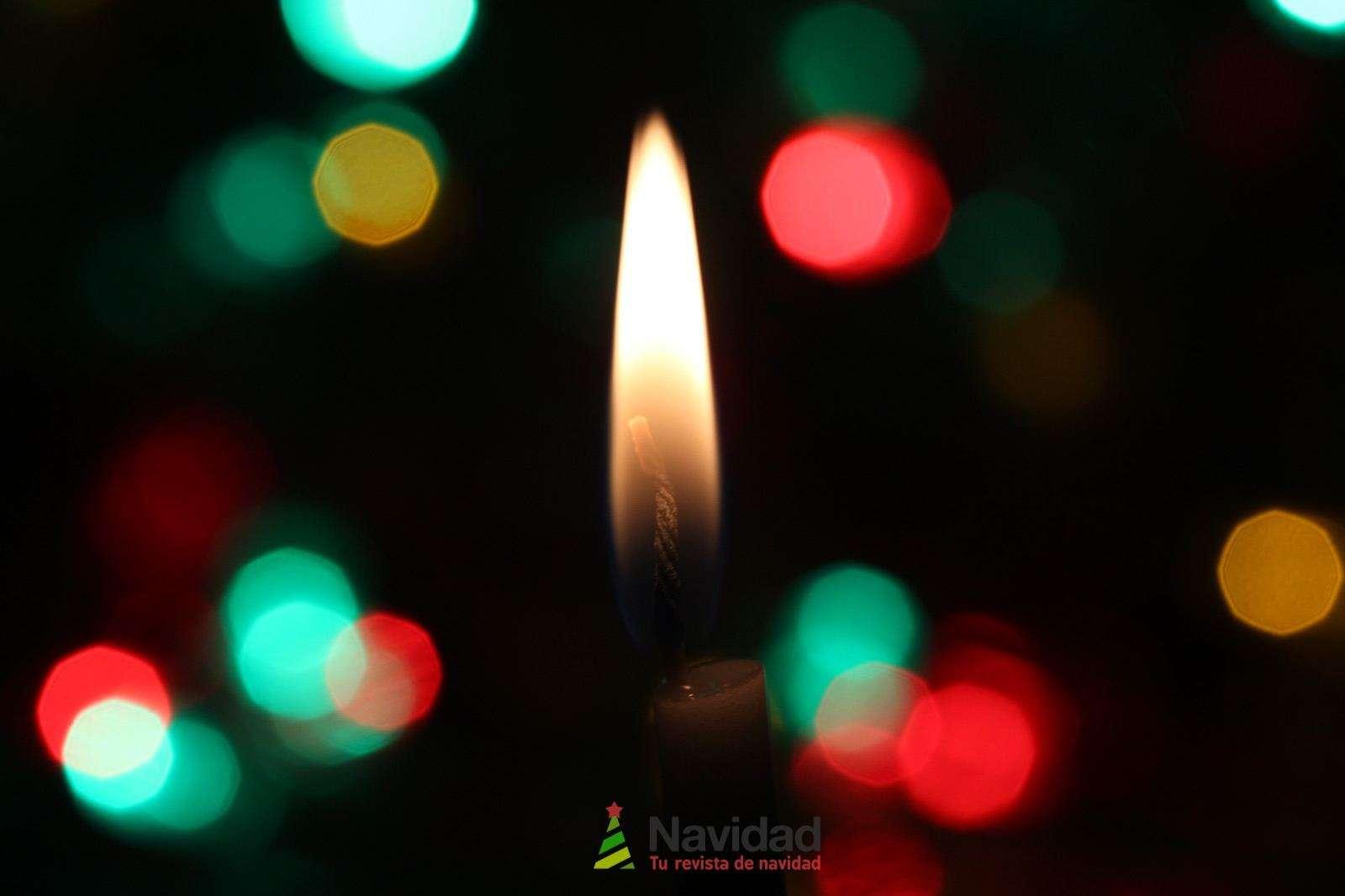Chimeneas de Navidad para decorar y dar calor en fiestas 65
