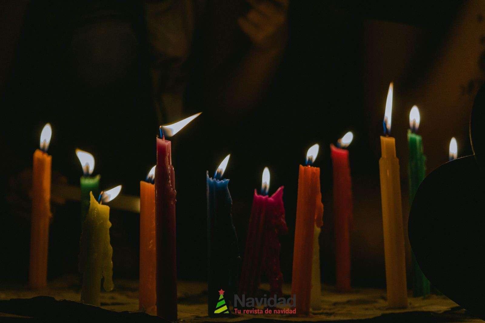 Chimeneas de Navidad para decorar y dar calor en fiestas 59