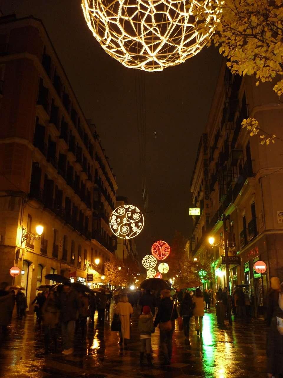 iluminacion Navidad Madrid