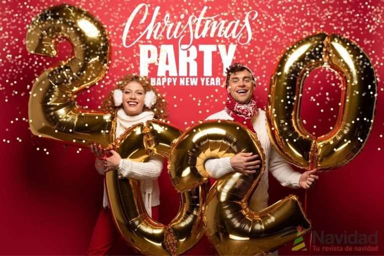 Mensajes Navideños: sms graciosos Feliz Año Nuevo