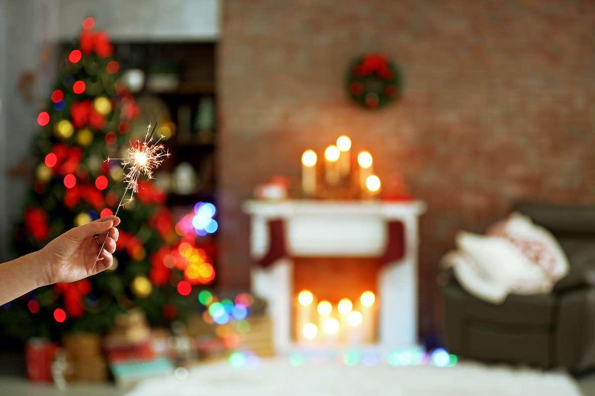 La pirotecnia, las velas y la sobrecarga de la electricidad, principales responsables de los incendios navideños 3