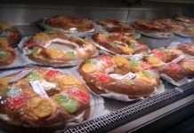 roscon de Reyes navidad
