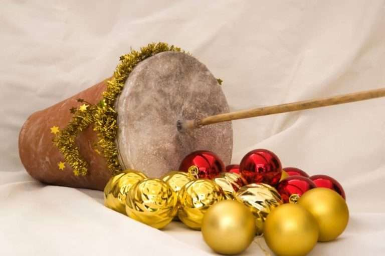 Cómo hacer una zambomba esta Navidad