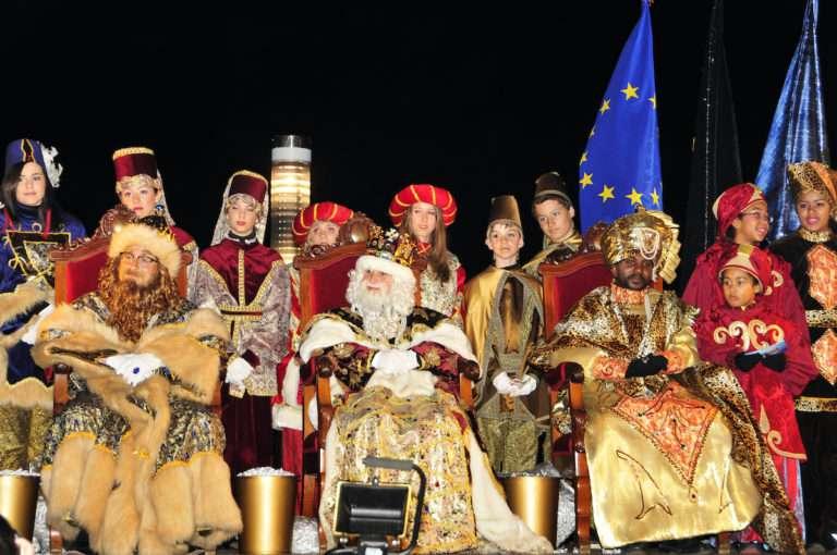 Recomendaciones de seguridad para la Cabalgata de los Reyes Magos de Oriente