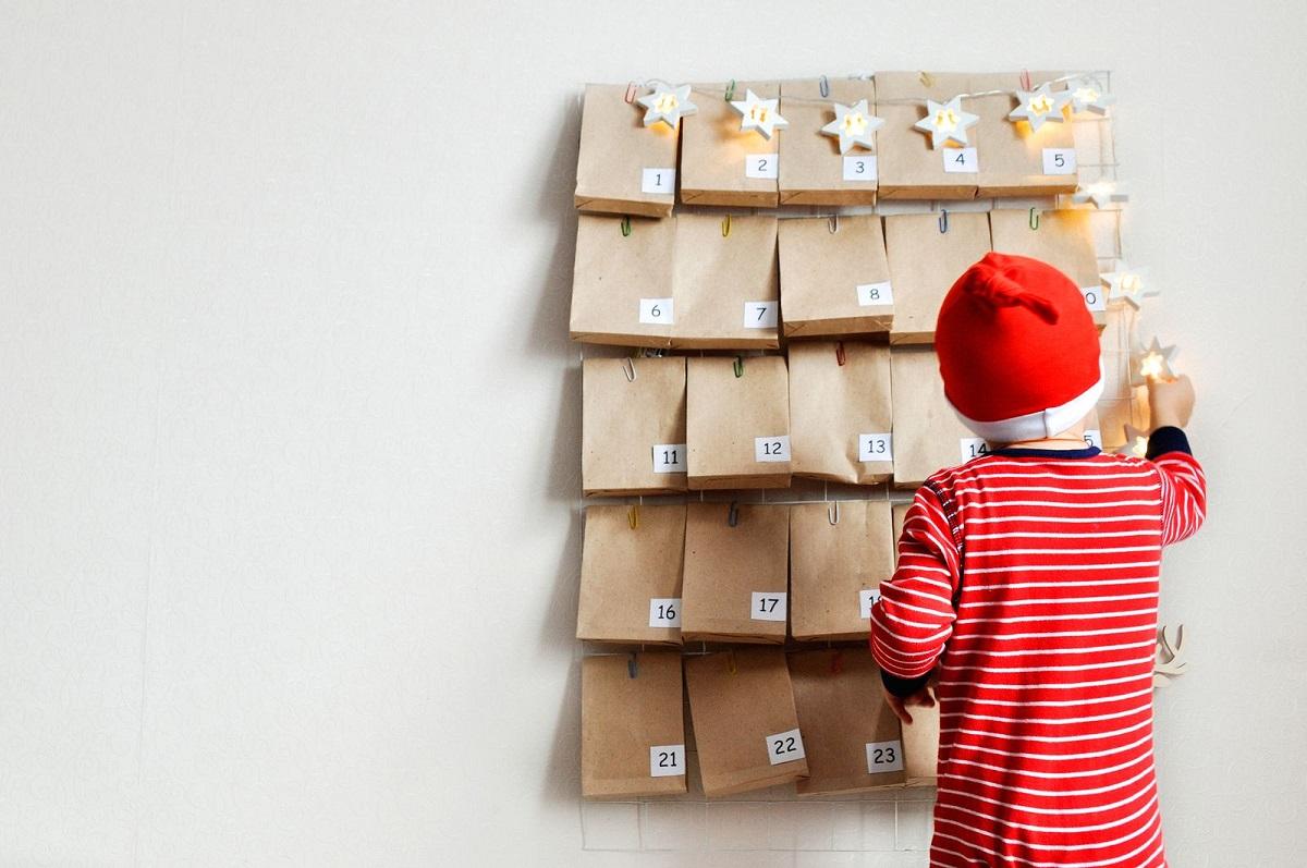 Calendarios de Adviento caseros para los más pequeños de la casa 1