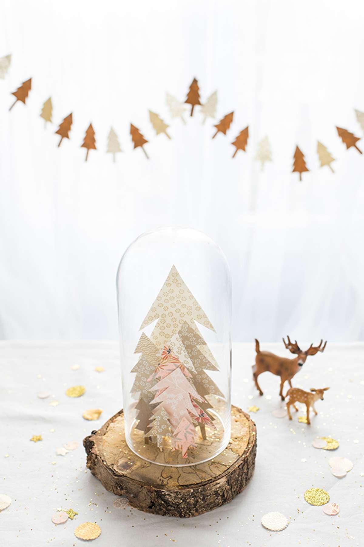 10 DIY de Navidad originales para decorar tu hogar 5